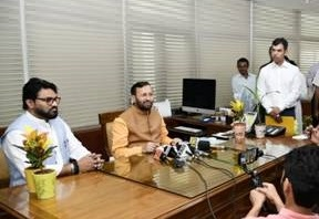 Climate Change: Javadekar takes charge