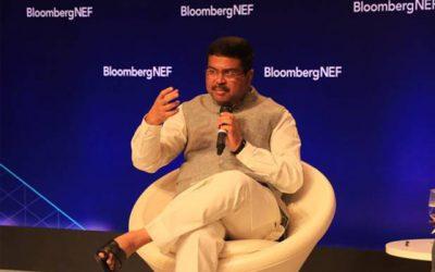 Blending power with renewable energy is the way ahead: Pradhan