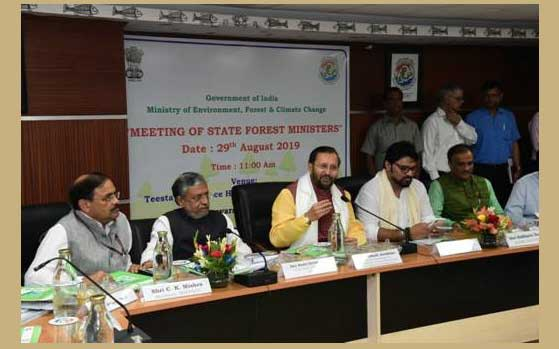 Center releases Rs 47,436 crore for afforestation