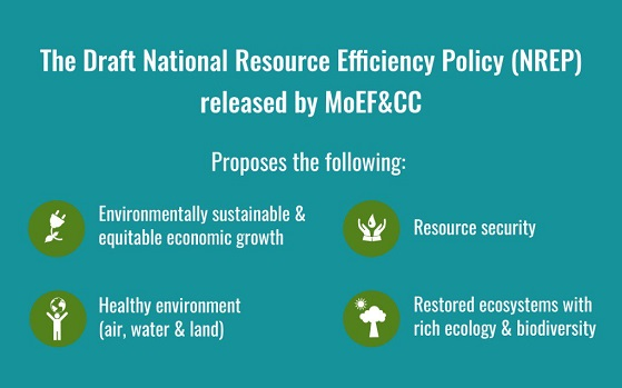Environment min opens draft NREP for comments