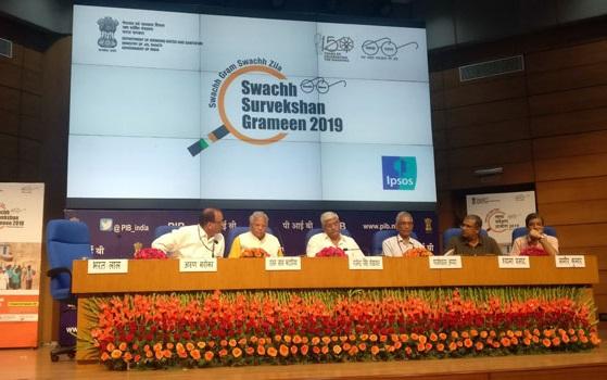 India's largest rural sanitation survey launched