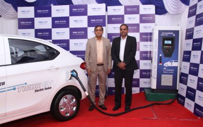 Tata to set up 300 EV charging stations in 5 cities