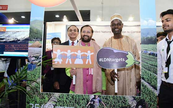 UN body meet to combat desertification