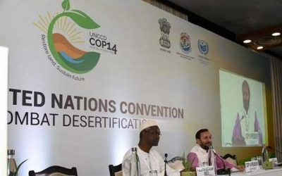 UNCCD meet concludes with Delhi Declaration