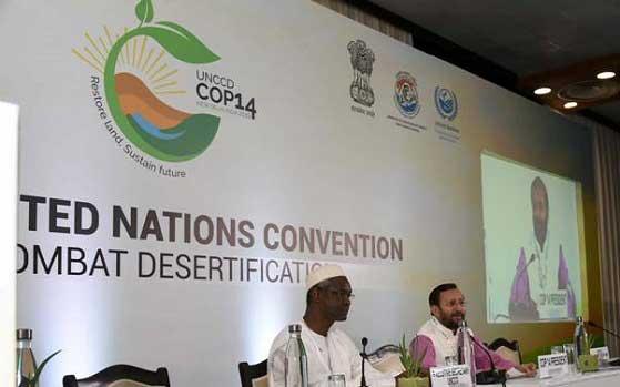 UNCCD meet concludes with Delhi Declaration