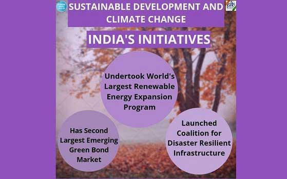 Economic Survey lauds India's SDG progress
