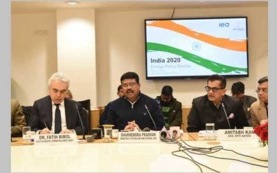 IEA review of India's energy policies is out