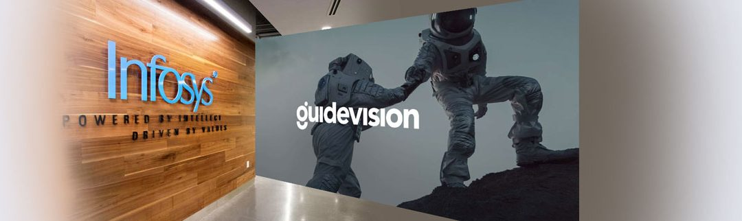 Infosys buys GuideVision to boost Dx capabilities