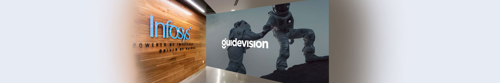 Infosy- acquisition- GuideVision