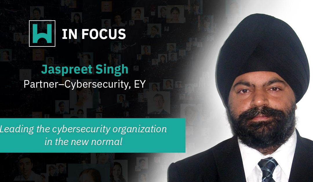 Jaspreet Singh, Partner–Cybersecurity, EY