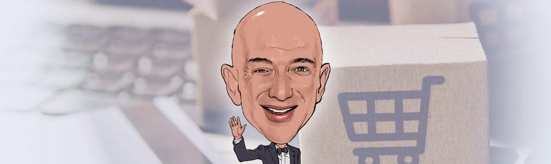 Jeff Bezos passes on the Amazon baton to Andy Jassy